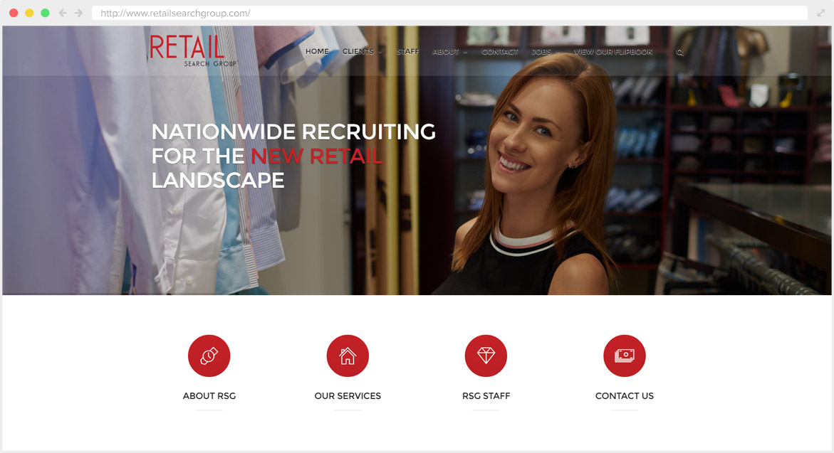 retail search group